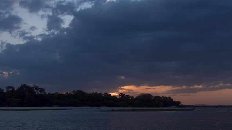 Rufiji River, Tanzania.
