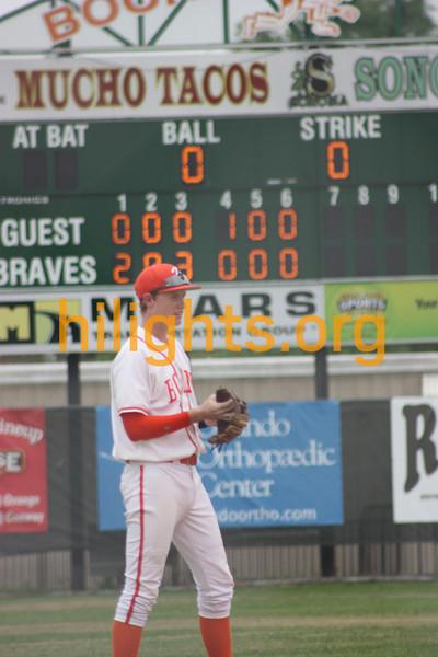 JV Baseball 3-18