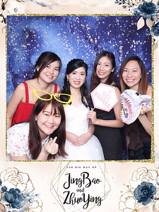 Wedding of JingBao & ZhuoYing