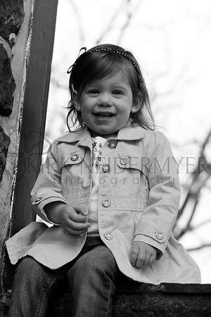 Calley 2 Year Pictures