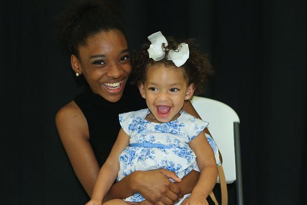 Osheana McGee and Maliah