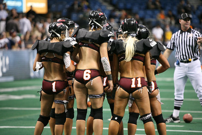 LFL Tampa Breeze VS Chicago Bliss Dec 2 2009