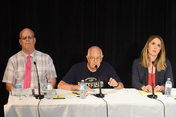 Pittsfield Ward 5 and 6 Debate- 081919