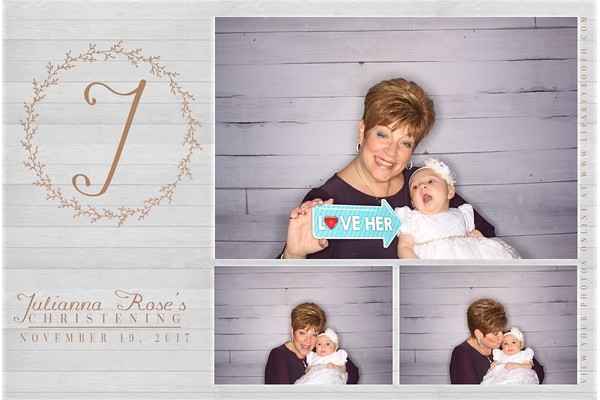 Julianna's Christening