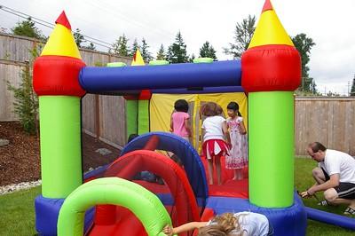 2005-07-16 Kyra's Birthday