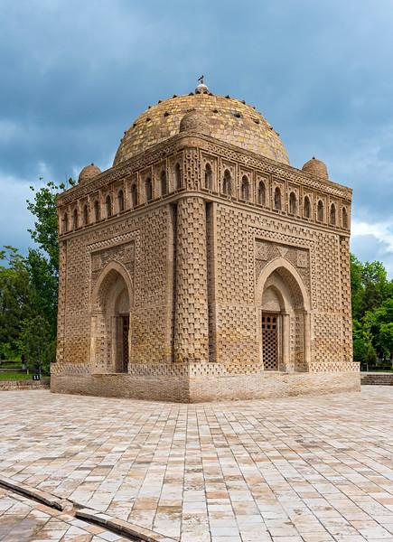 Samanid Mausoleum, Bukhara