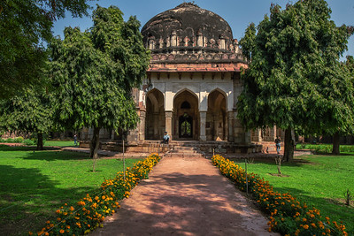 Lodhi Gardens and Lodi Colony