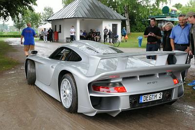 5.Treffen der Freunde von Porsche