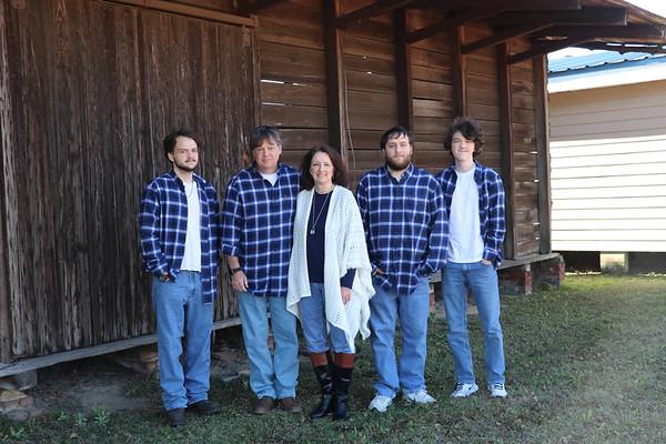 Freeman Family | Christmas 2020