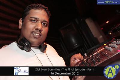 Dance Cafe - 16th December 2012