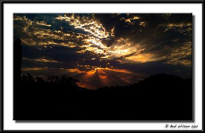 SHH Sunset  8 14 12