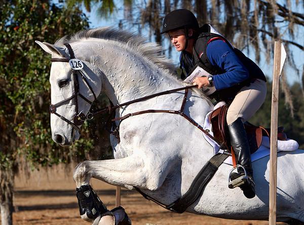 Ocala Horse Trials Winter I - January 2012