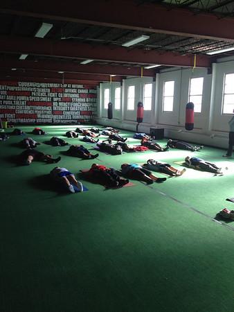 SAHQ Yoga