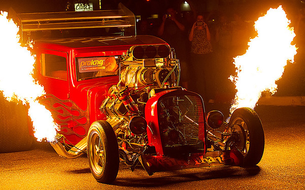Cars, Hotrods, Machines, and things that are loud