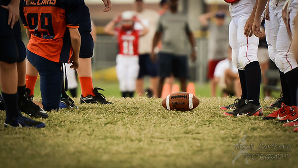 09-28-2013 - Football - SLJH vs Texans
