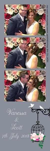 Vanessa & Scott's Wedding