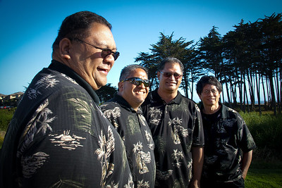Ho'omana & Friends. Seascape, July 2, 2010
