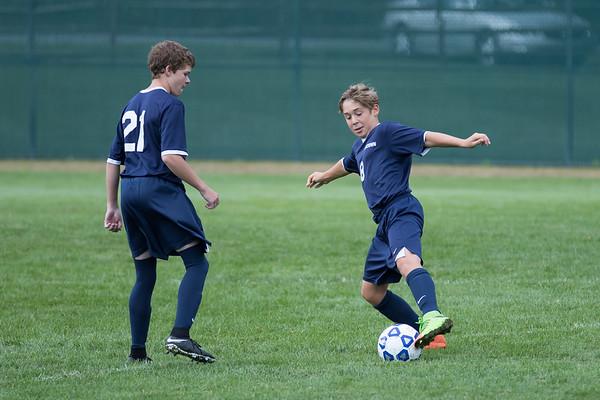 KAHS Cougar Boys Soccer 2017