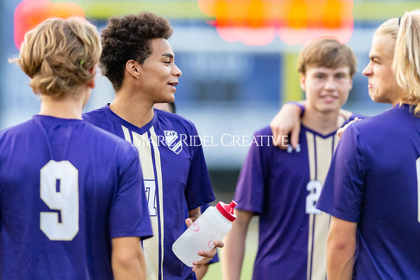 Broughton soccer vs Millbrook. October 7, 2019. D4S_6039