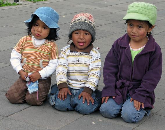 Reflections of Ecuador