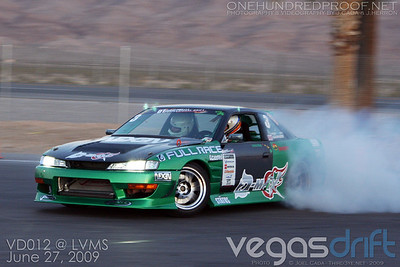 VegasDrift - VD012 - June 27, 2009