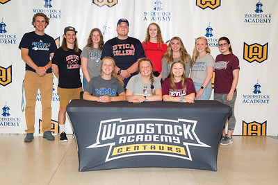 2019 NCAA D3 Signing Ceremony