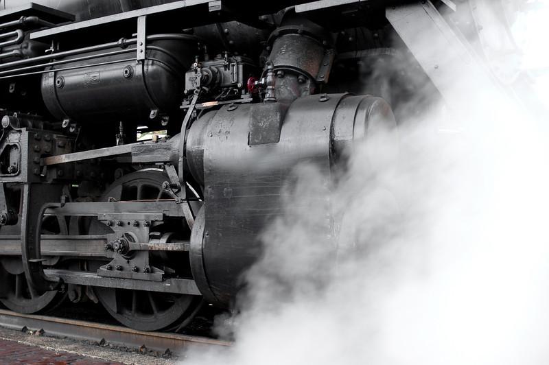 Steam Engine Detail