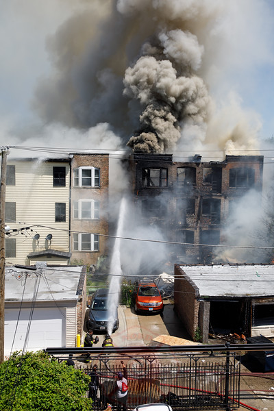 2-11 Alarm of Fire 1400 Block of East 67 Street July 08, 2018