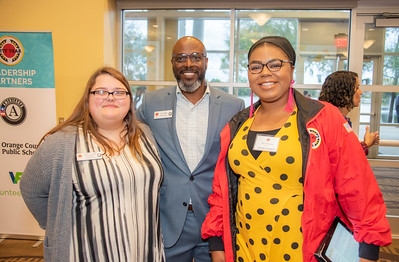 Red Jacket Networking | February 26, 2020 | City Year Orlando