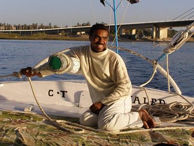 Upper Egypt: Felucca on the Nile (2007)