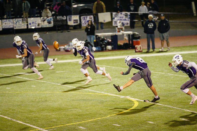 Shasta High School Regional Playoff Football