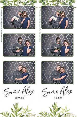 Sam and Alex