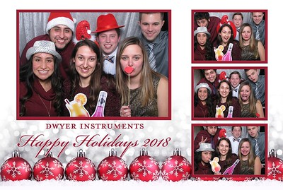 Dwyer Instruments - Holiday Party 2018