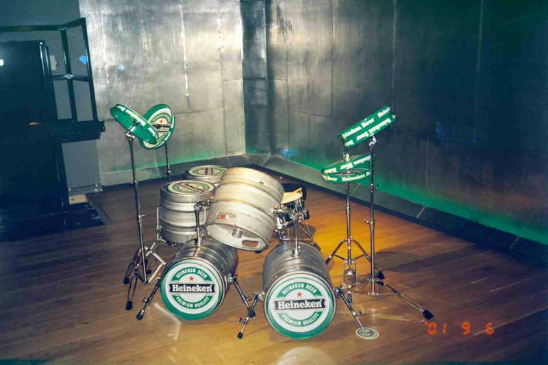 Heineken Drums.jpg
