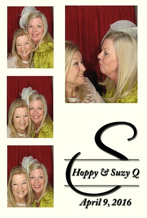 Hoppy & Suzy's Wedding