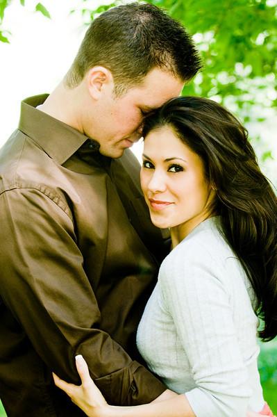 Sarah and Ryan Engagements