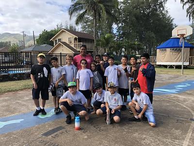 The Prep at Camp Mokulēʻia 2019