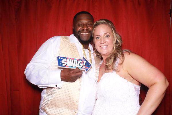Johnson - Williams Wedding