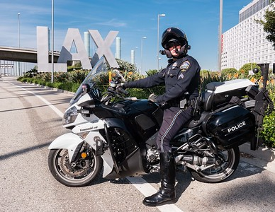 Los Angeles Airport Police Division (APD)