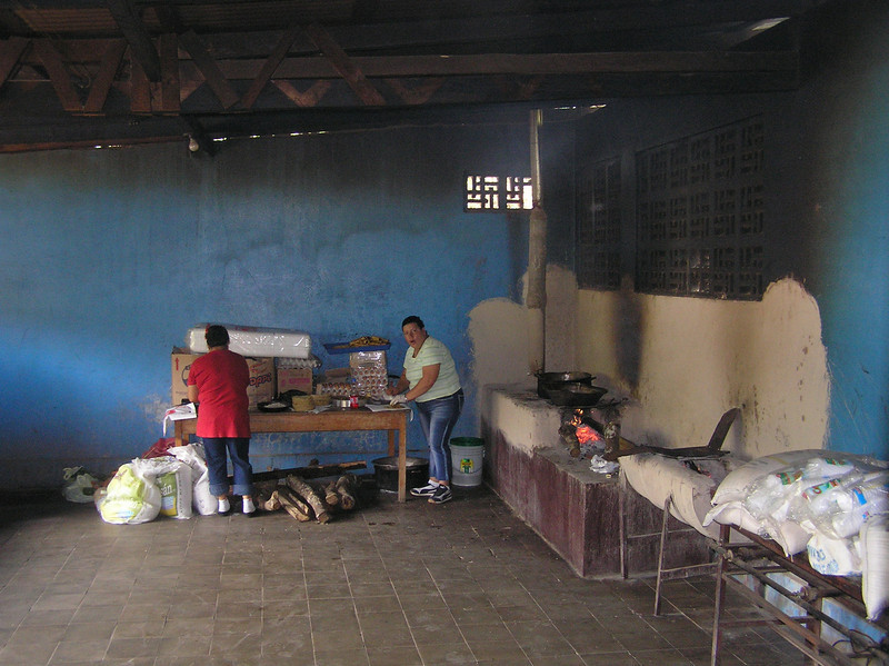 Kitchen in Medical Clinic building