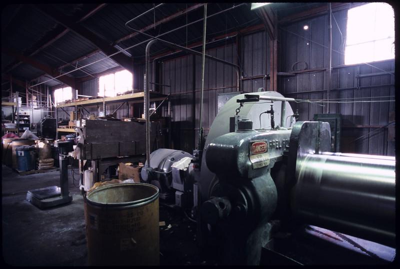 Wagner Rubber Company, Huntington Park, 2004