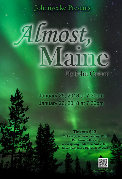 Almost Maine Play 2018