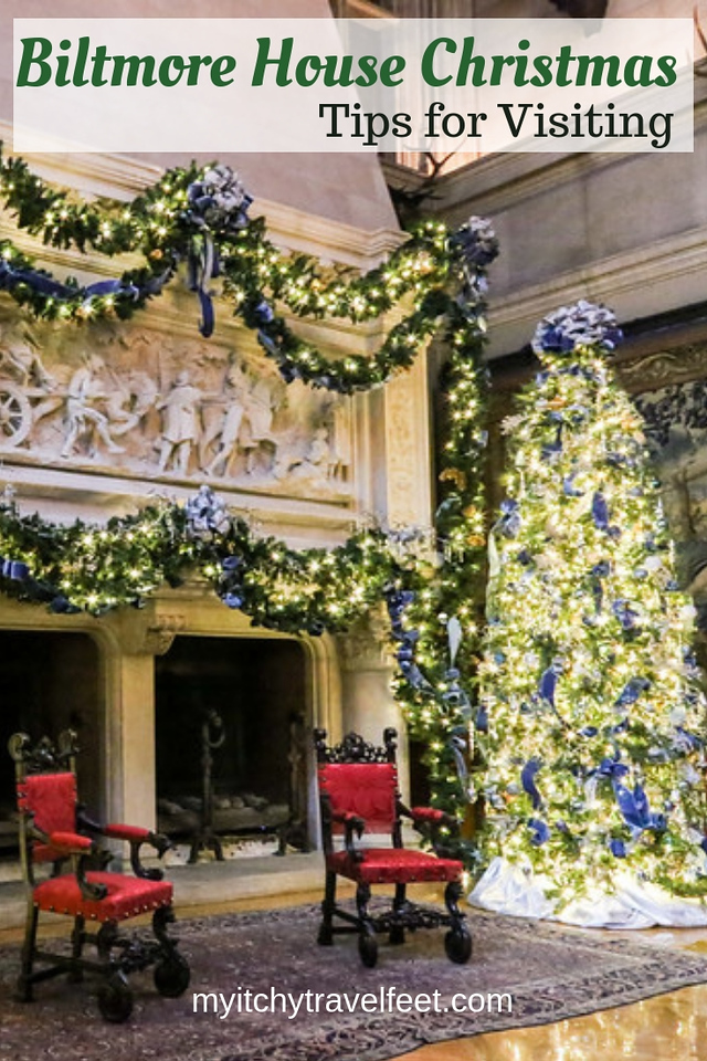Tips for a Biltmore House Christmas visit