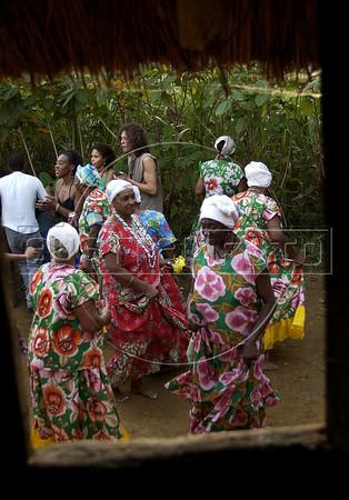 Jongo a Afro Brazilian dance