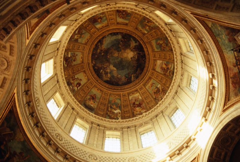 Des Invalides' Rotunda