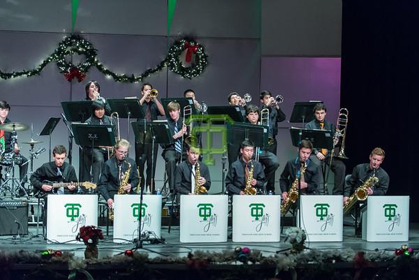 Holiday Jazz Concert - Dec. 12, 2013