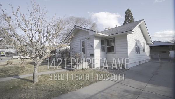 1421 Chipeta Ave Video