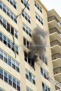 Embassy Towers Fire (Bridgeport, CT) 7/6/10
