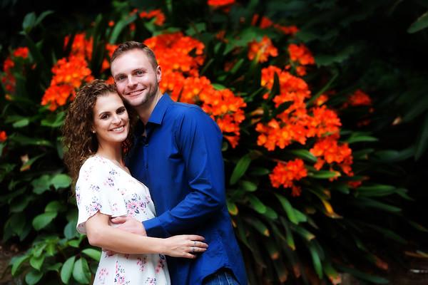 Emily & Spencer @ Balboa Park