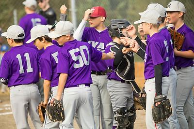 2017.10.07 - CVAC Nelson Fall Baseball